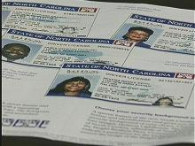 New Drivers Licenses for N.C.