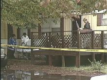 Man Finds Two Bodies in His Home