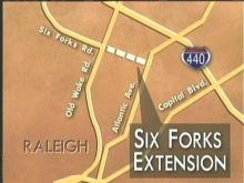 Six Forks Extension Open