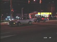 Woman Hit by Car