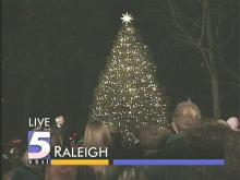 Holiday Cheer Abounds at Raleigh Capitol