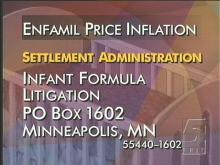 Infant formula price-fixing case goes to N.C....