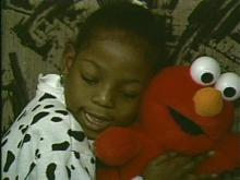 Girl Learns Giving Better Than Getting, Even With Elmo