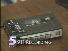 Authorities Release Chapel Hill Fire 9-1-1 Tape