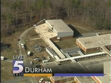 Students Evacuated After Fire at Durham Middle...