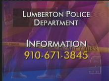 Lumberton Police Want Community Calm