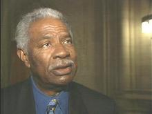 Ossie Davis Speaks at Duke