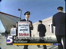 Pilots Threaten to Strike
