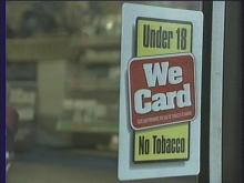 New Tobacco Law In Effect Thursday