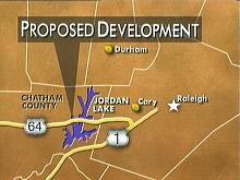 Proposed Jordan Lake Development Brings Growth Concerns