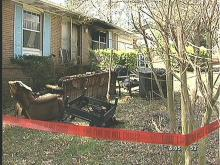 Couple Die in Durham Blaze