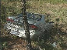 Police Chase Stolen Car Through Wake County