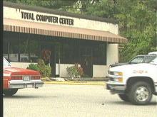 Investigators Say Sunday's Computer Store Fire Arson