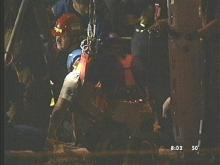 Worker Rescued from Raleigh Sewer Pipe