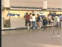 Midway Connection Passengers Still Being Rescheduled