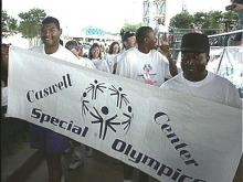 Special Olympics Gearing Up for Saturday Start