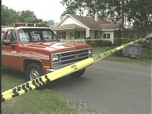 Questions Surround Lumberton Crime Scene