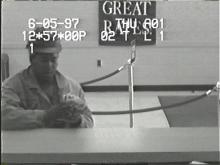 Roxboro Road branch suspect