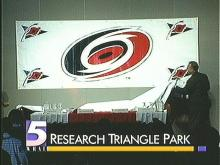 Hurricanes Unveil New Logo