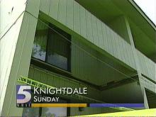Balcony Collapses in Knightdale