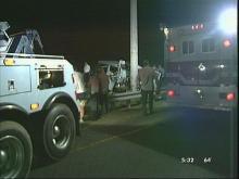 Fatal Durham Wreck Closes Road