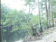 This stretch of the Lumber River was the site of the drownings.