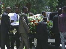 Clayton Chesson's funeral was held Saturday.
