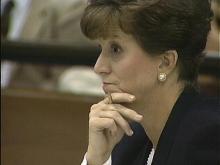 Susan Renfer is headed to Virginia to practice law
