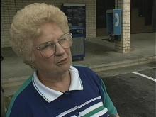 Betty Barbour believes pictures of the wreckage have no business being published.
