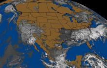 Hurricane Smacks Baja California, Bound for...