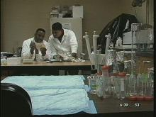 FSU Students Conduct DNA Research