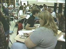 State officials are looking for ways to protect children from violence in schools.