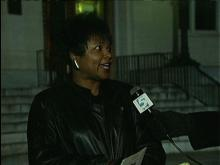 Victims' Families Hold Vigil in Durham