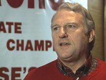 Athletic Director Les Robinson