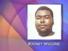 Murder suspect Rodney Wiggins (WRAL TV)