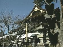 Zenkoji Temple is probably the biggest tourist attraction in Nagano.