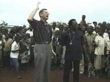 Habitat for Humanity Founder Visits Tanzania Project
