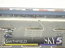 Hostages Released from Smithfield Outlet Mall Store