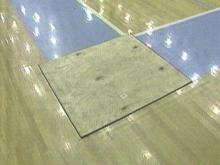 Well-Informed Thieves Take Part of UNC Gym Floor