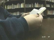 Reading Program Aimed at Inmates