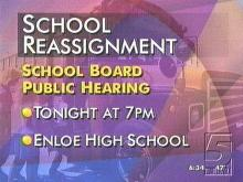 Wake School Reassignment Meeting Tonight