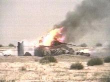 Gulf War Vets Cautious About Blaming Uranium