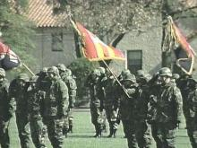 Elite Airborne Corps Under New Leadership