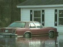 Flooding Threatens Some Robeson Residents