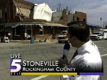 Stoneville Businesses Struggle to Recover After Tornado