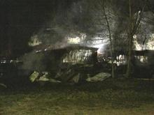 The fire is under investigation (WRAL-TV5 News)