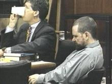Allen Holman is accused of shooting his wife, and wanted to read a controversial statement in court. (WRAL-TV5 News)
