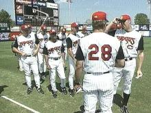 Mudcats Welcome Home Field Advantage
