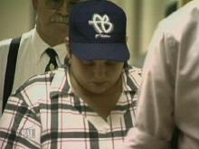 Accused child molester Christine Rehrer (WRAL-TV5 News)