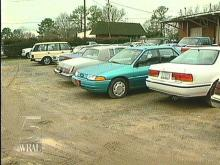 Task Force Tackles Confiscated Car Accumulation